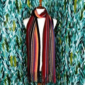 The Scarf Company Woman's OS Stripe Scarf